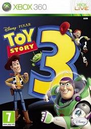 Carátula de Toy Story 3: El Videojuego - Xbox 360