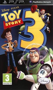 Toy Story 3: El Videojuego PSP
