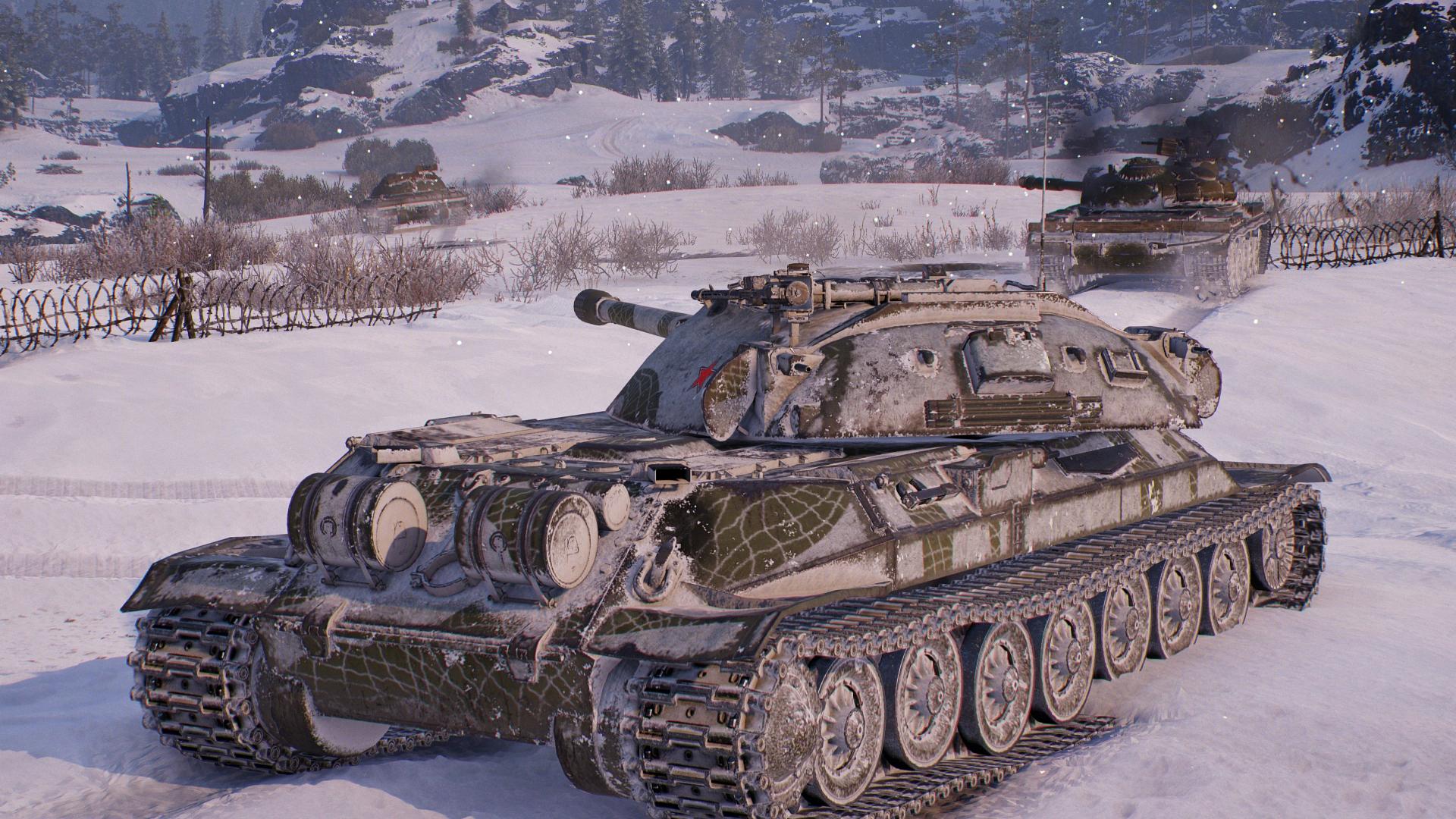Wargaming apostará por requisitos accesibles para World of Tanks 1.0