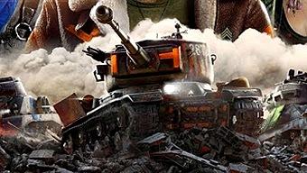 Wargaming anuncia World of Tanks: Mercenaries para PS4, One y 360