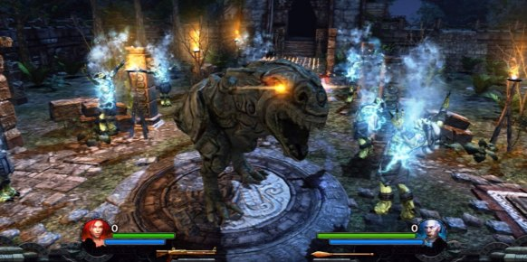 Lara Croft and the Guardian of Light PC
