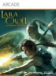 Carátula de Lara Croft and the Guardian of Light - Xbox 360
