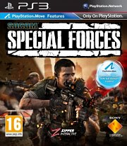Carátula de SOCOM: Special Forces - PS3