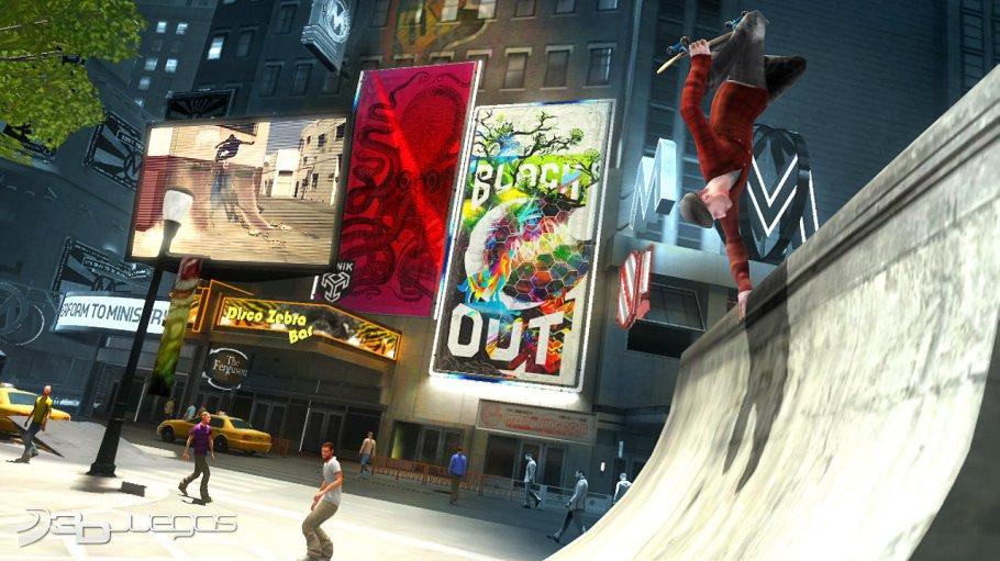 Shaun White Skateboarding - Impresiones jugables