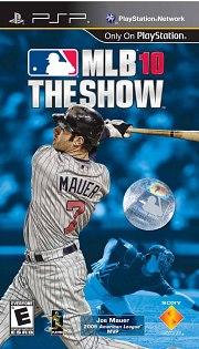MLB 10: The Show PSP