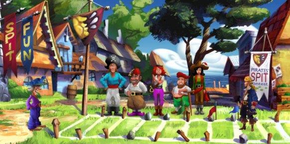 Monkey Island 2 Edición Especial: Primer contacto