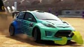Video DiRT 3 - Gameplay: La Gymkhana