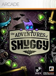 Carátula de The Adventures of Shuggy - Xbox 360