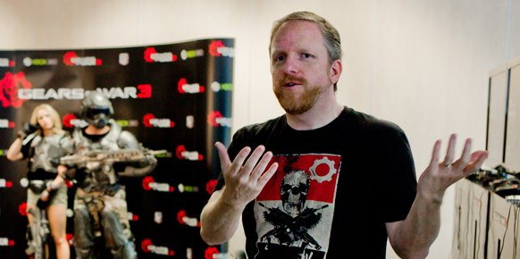 Gears of War 3: Entrevista Rod Fergusson