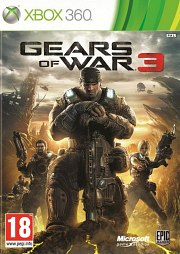 Carátula de Gears of War 3 - Xbox 360