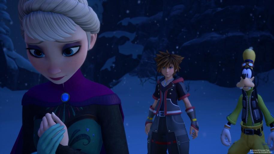 Kingdom Hearts 3: Kingdom Hearts III, el juego roba corazones del E3