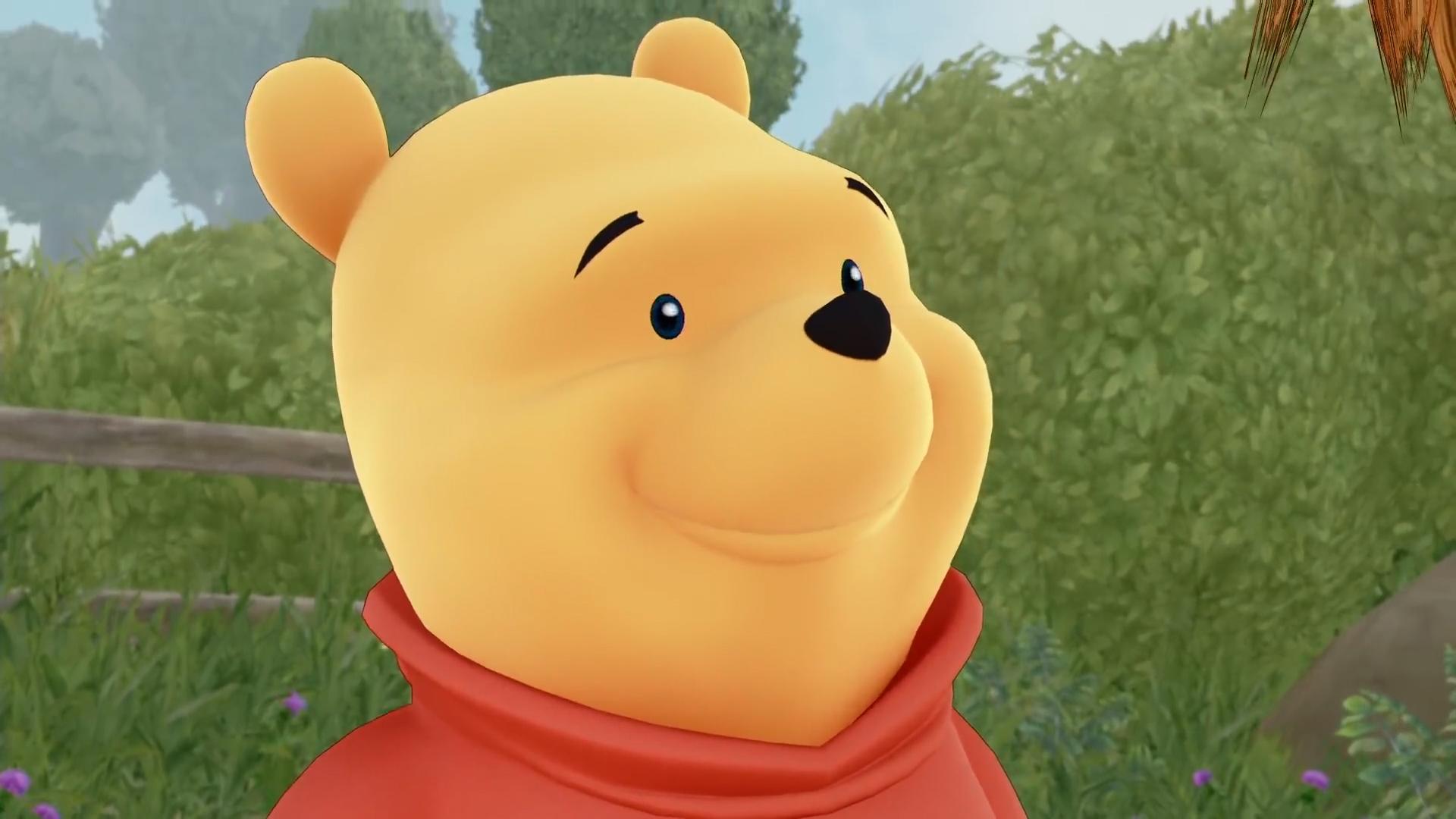 China censuró el tráiler de Winnie the Pooh de Kingdom Hearts III