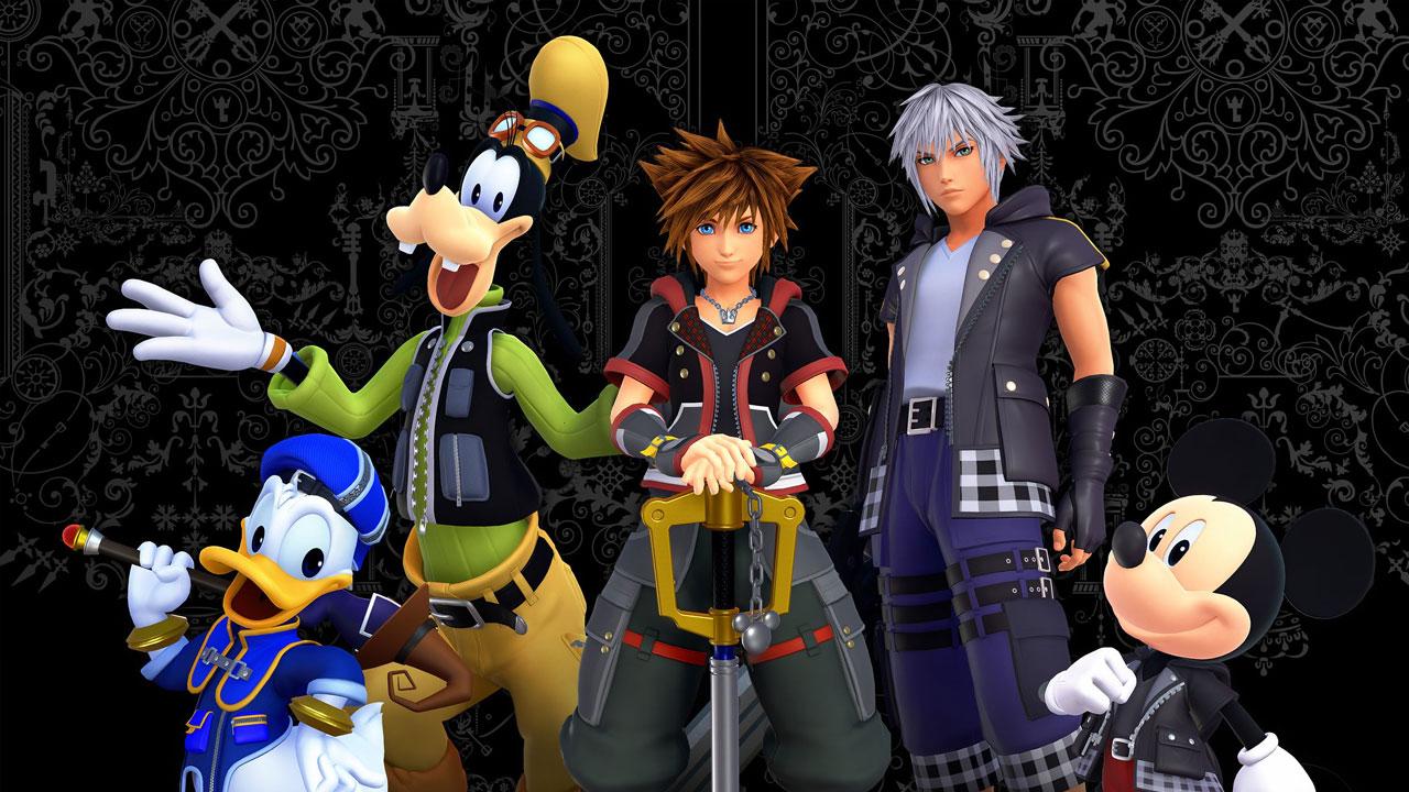 Kingdom Hearts 3 tendrá modo maestro y DLC, gratuitos y de pago