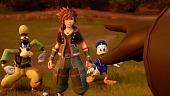 Se especula con que los mundos de Frozen y El Libro de la Selva estén en Kingdom Hearts III