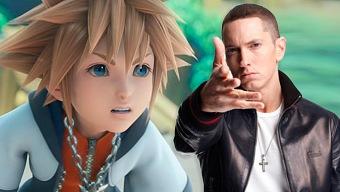 ACTUALIZADO: Eminem no usa la banda sonora de Kingdom Hearts en su nuevo disco