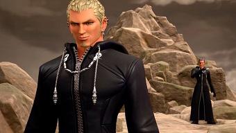 Kingdom Hearts III: ReMIND llegará en invierno