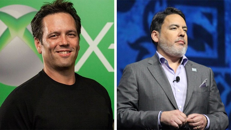 The Game Awards 2018: Phil Spencer y Shawn Layden, presentadores