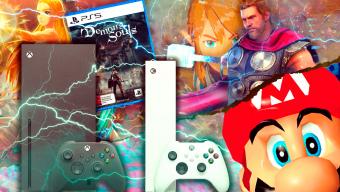 Fecha y precio de Xbox Series X y Series S, juegos de PS5 y análisis de Avengers en el SuperShow