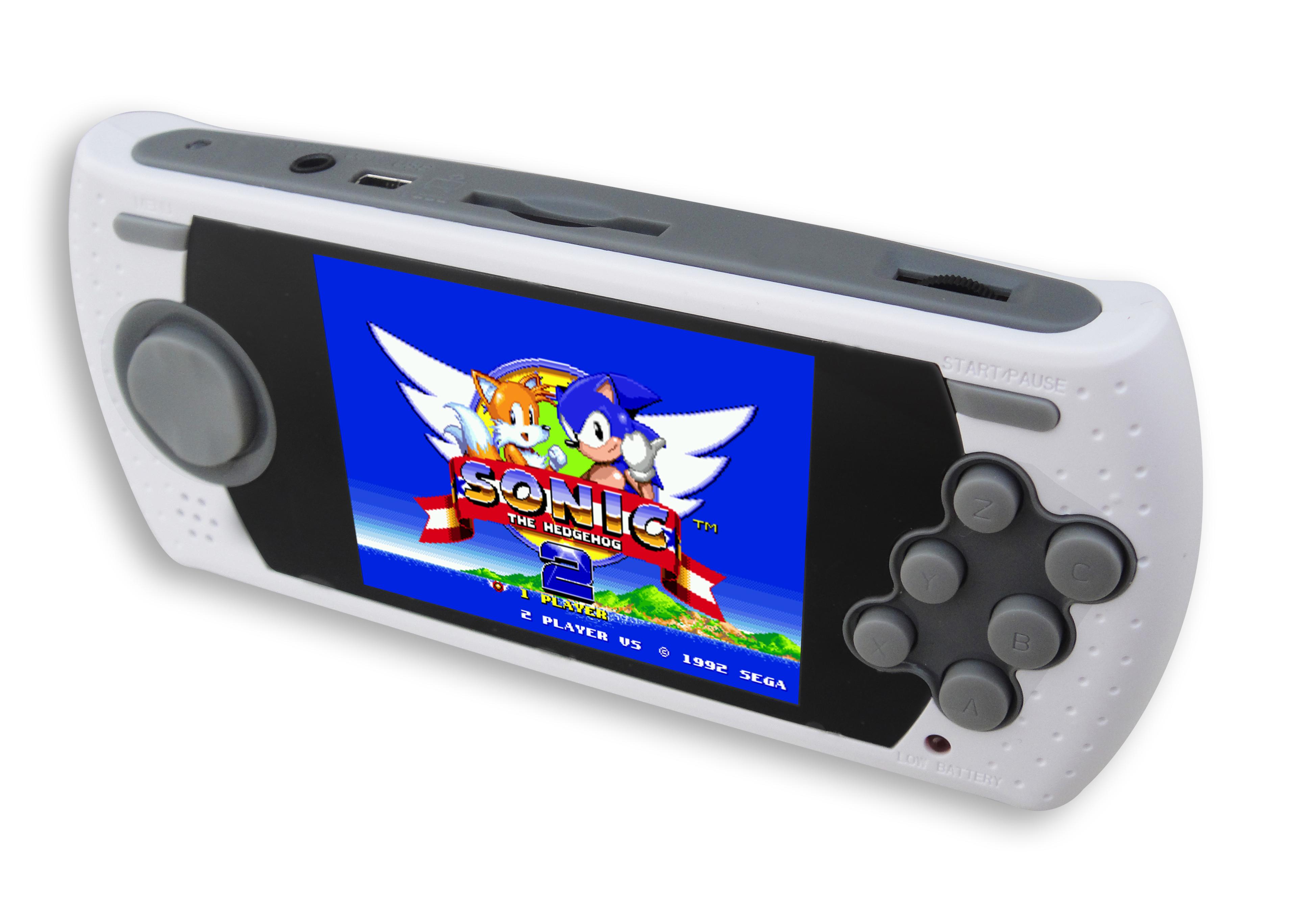 Sega presenta dos nuevos modelos de Mega Drive con 80 ...