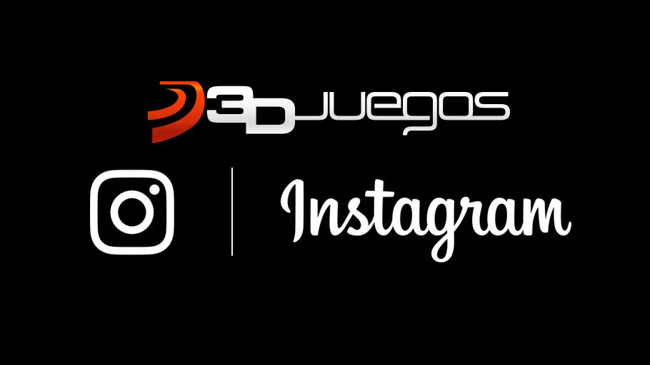 En 3djuegos Estrenamos Cuenta De Instagram Y Lo Celebramos Con Un