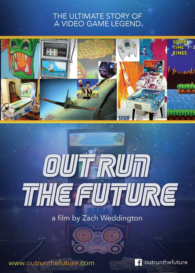 Out Run the Future, el documental que revivirá la historia de Sega