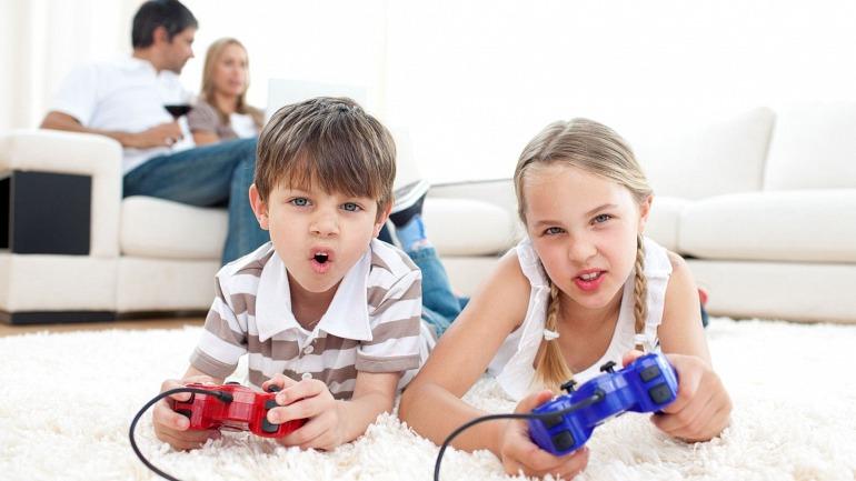 Un estudio sitúa en 9 años la edad de entrada a los videojuegos