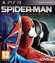 Carátula de Spider-Man: Dimensions - PS3