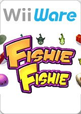 Carátula de Fishie Fishie - Wii