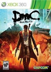 Carátula de DmC - Xbox 360