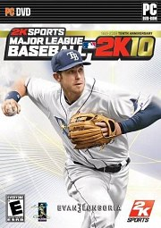 Carátula de Major League Baseball 2K10 - PC