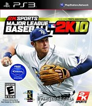 Major League Baseball 2K10 PS3