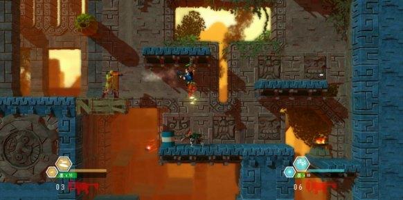 Bionic Commando Rearmed 2 Xbox 360