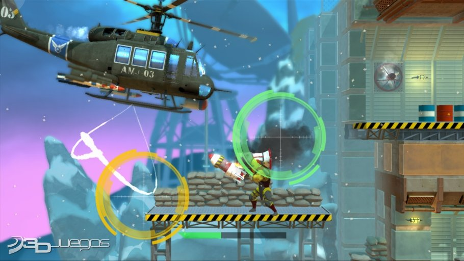 Bionic Commando Rearmed 2 - An�lisis