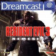 Carátula de Resident Evil 3: Nemesis - DC