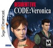 Carátula de Resident Evil: Code Veronica - DC