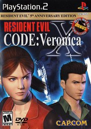 Resident Evil: Code Veronica PS2