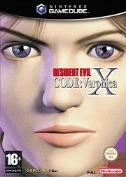 Resident Evil: Code Veronica GC