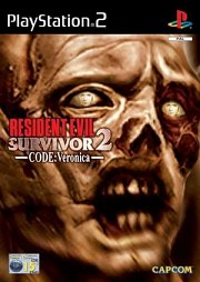Carátula de Resident Evil Survivor 2 - PS2