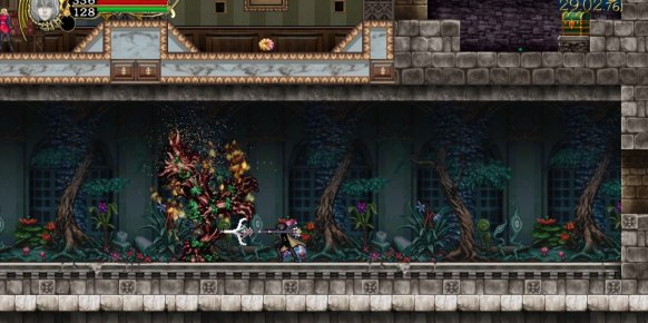 Castlevania Harmony of Despair an�lisis