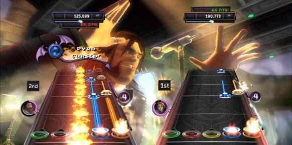 Guitar Hero Warriors of Rock