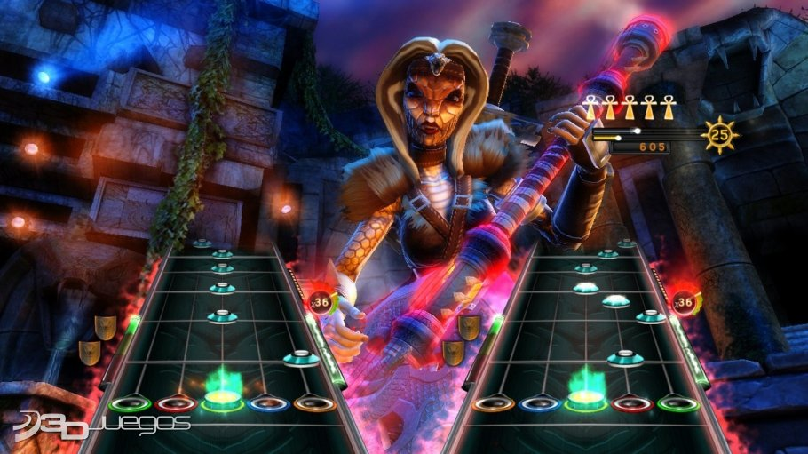 Guitar Hero Warriors of Rock - An�lisis