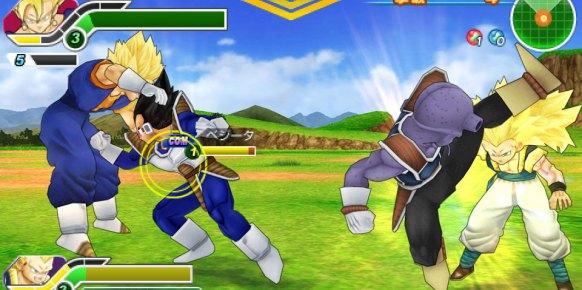 Dragon Ball Z Tenkaichi PSP