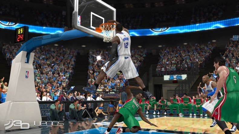 NBA Elite 11 - Impresiones jugables