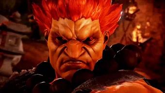 Video Tekken 7, Akuma VS Devil Jin