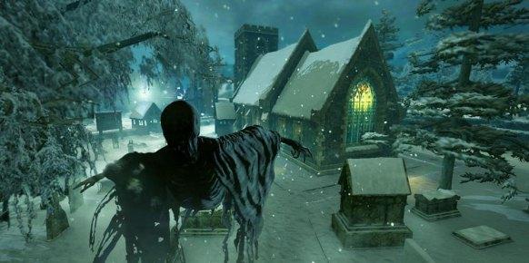 H. Potter Reliquias de la muerte PS3