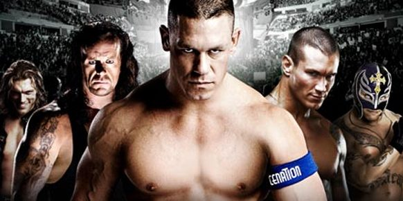 WWE: Smackdown vs. RAW 2010