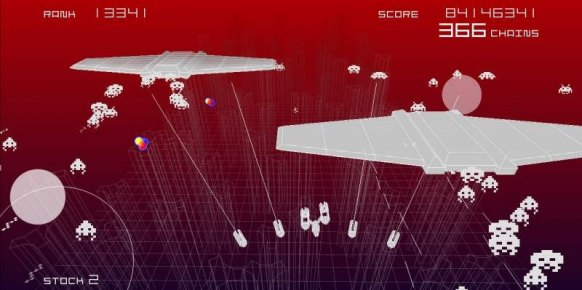 Space Invaders Infinity Gene (Xbox 360)