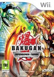 Carátula de Bakugan: Defensores - Wii