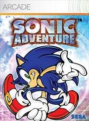 Carátula de Sonic Adventure - Xbox 360
