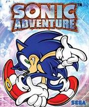 Carátula de Sonic Adventure - PS3